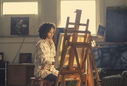 sztuce malarstwa intuicyjnego