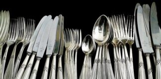 czyszczenie srebra sodą