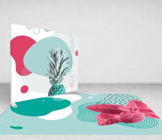 dywany z nadrukiem