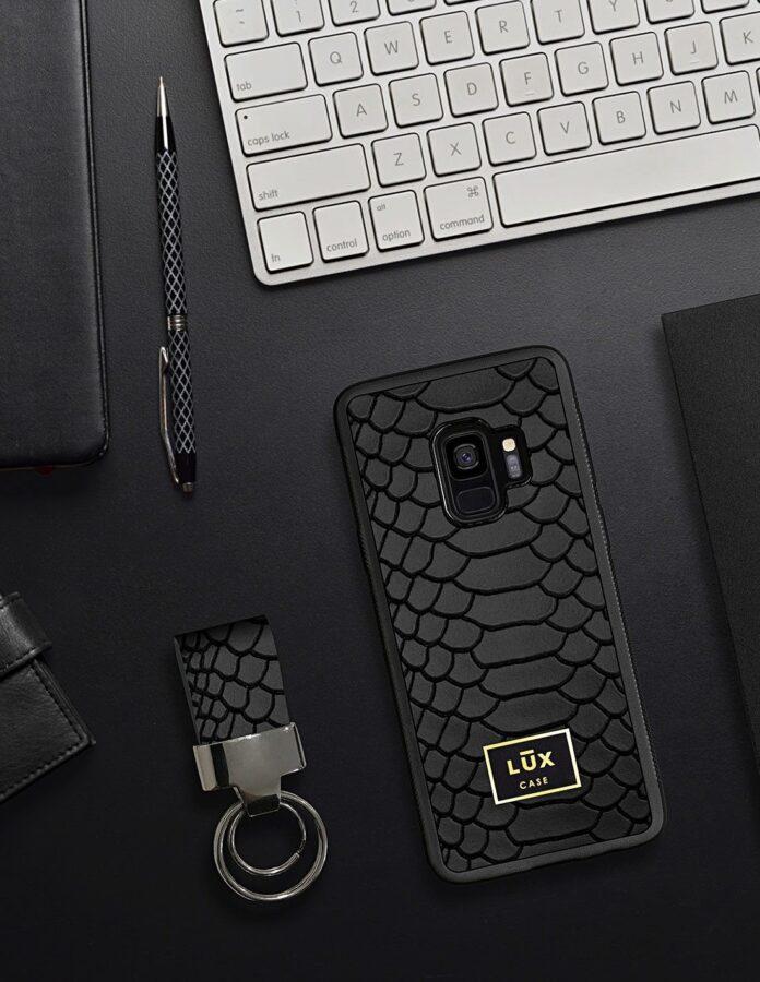 etui skórzane Samsung Galaxy S9